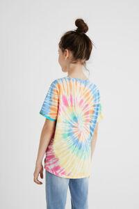 T-Shirt seitliche Schlitze