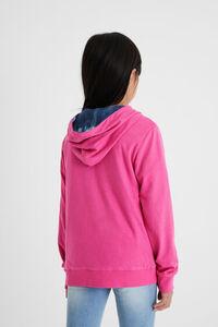 Wende-Kapuzensweater