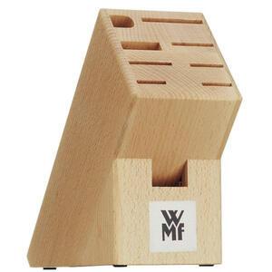 WMF Messerbank , 1880479990 , Buche , Holz , Buche , unbehandelt,Echtholz , 0037313342
