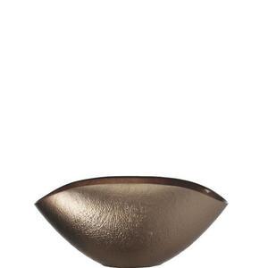 Leonardo Dekoschale , 053319 , Bronze , Glas , 28x13x14 cm , 0038131664