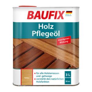 Baufix Holz-Pflegeöl farblos