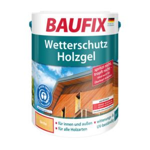 Baufix Wetterschutz-Holzgel Lärche