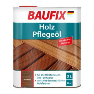 Baufix Holz-Pflegeöl Nussbaum