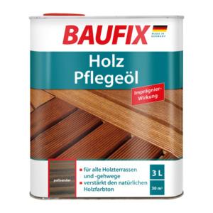 Baufix Holz-Pflegeöl Palisander
