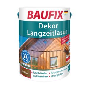 Baufix Dekor-Langzeitlasur Nussbaum