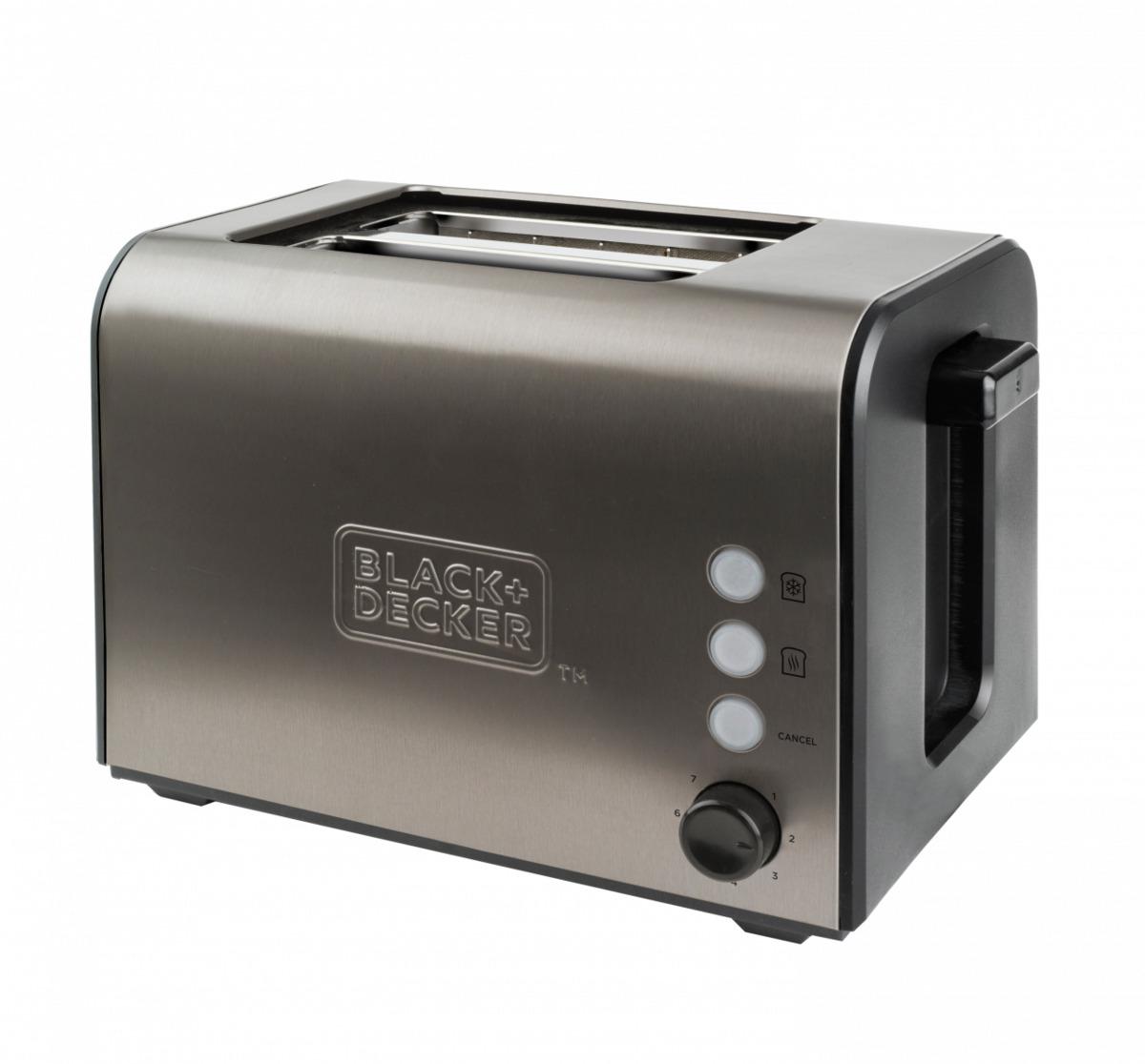 Bild 1 von Black+Decker Toaster BXTO900E