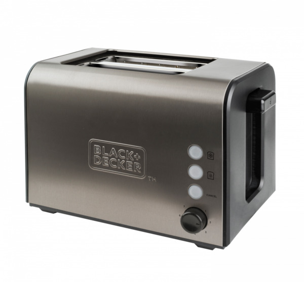 Black+Decker Toaster BXTO900E