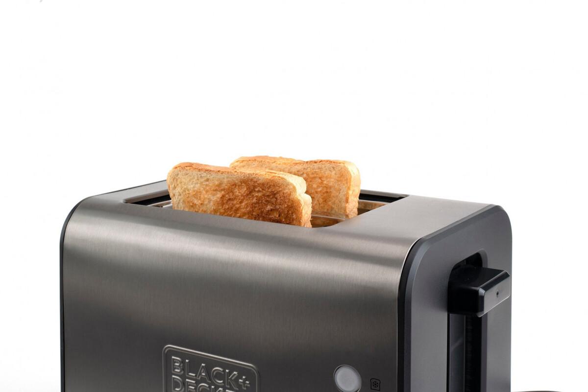 Bild 2 von Black+Decker Toaster BXTO900E