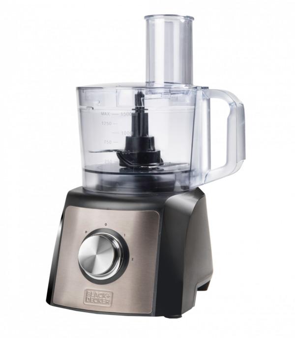 Black+Decker Küchenmaschine BXFPA1200E