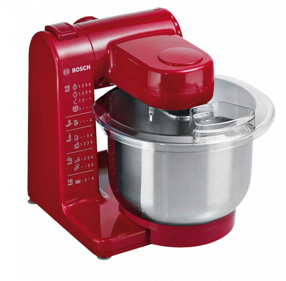 Bild 1 von Bosch Küchenmaschine MUM44R1