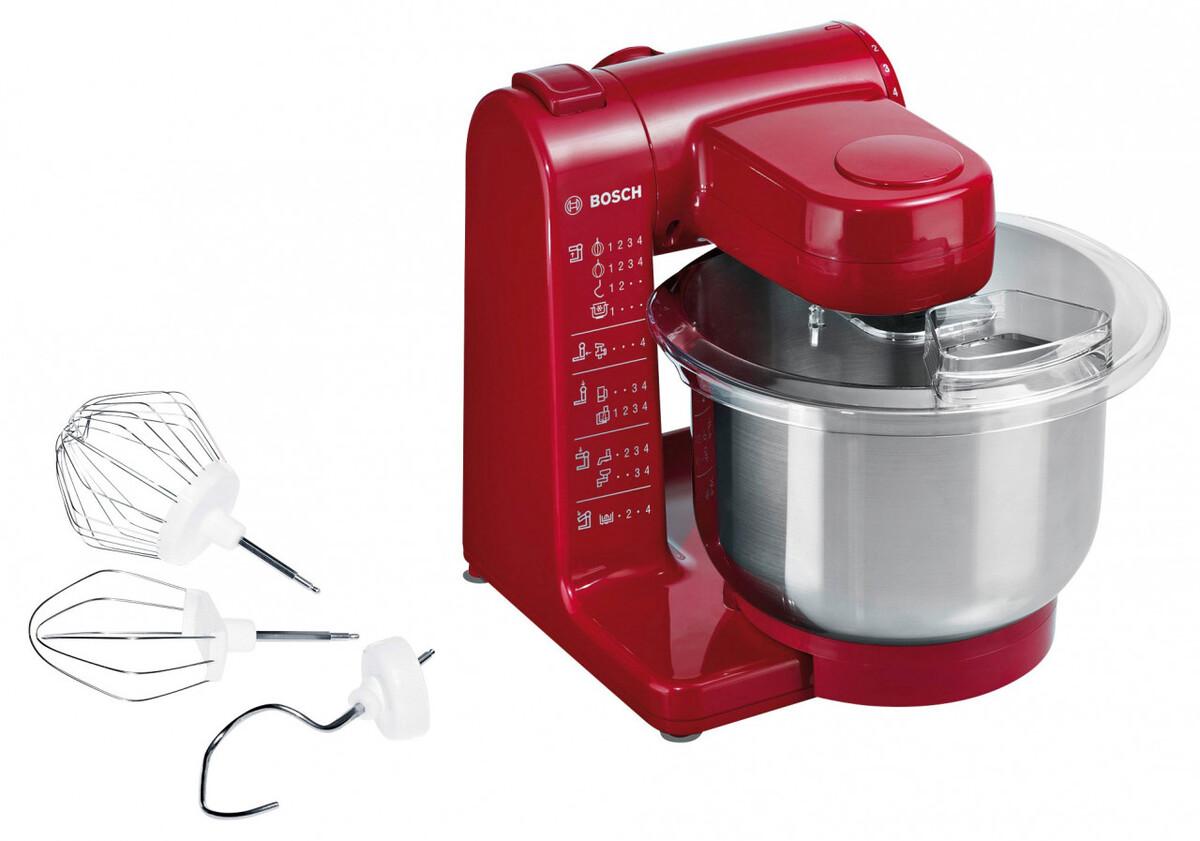 Bild 2 von Bosch Küchenmaschine MUM44R1