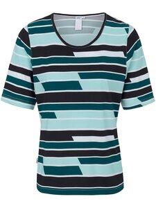 Rundhals-Shirt Carla JOY Sportswear türkis Größe: 36