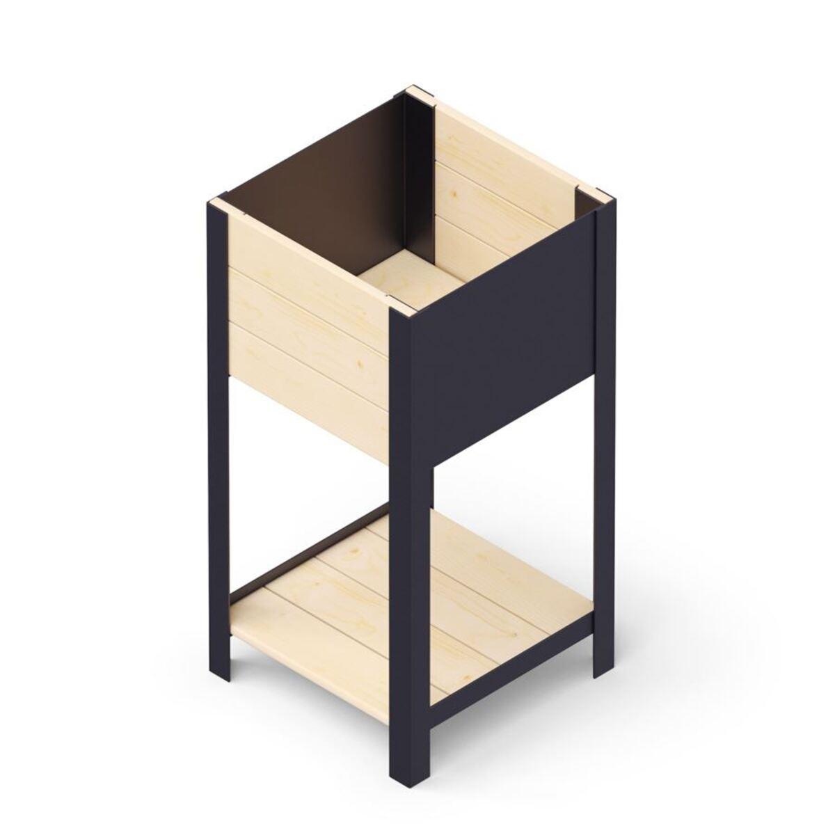 Bild 2 von Blumenkübel Modern-Box High 36x72x36cm