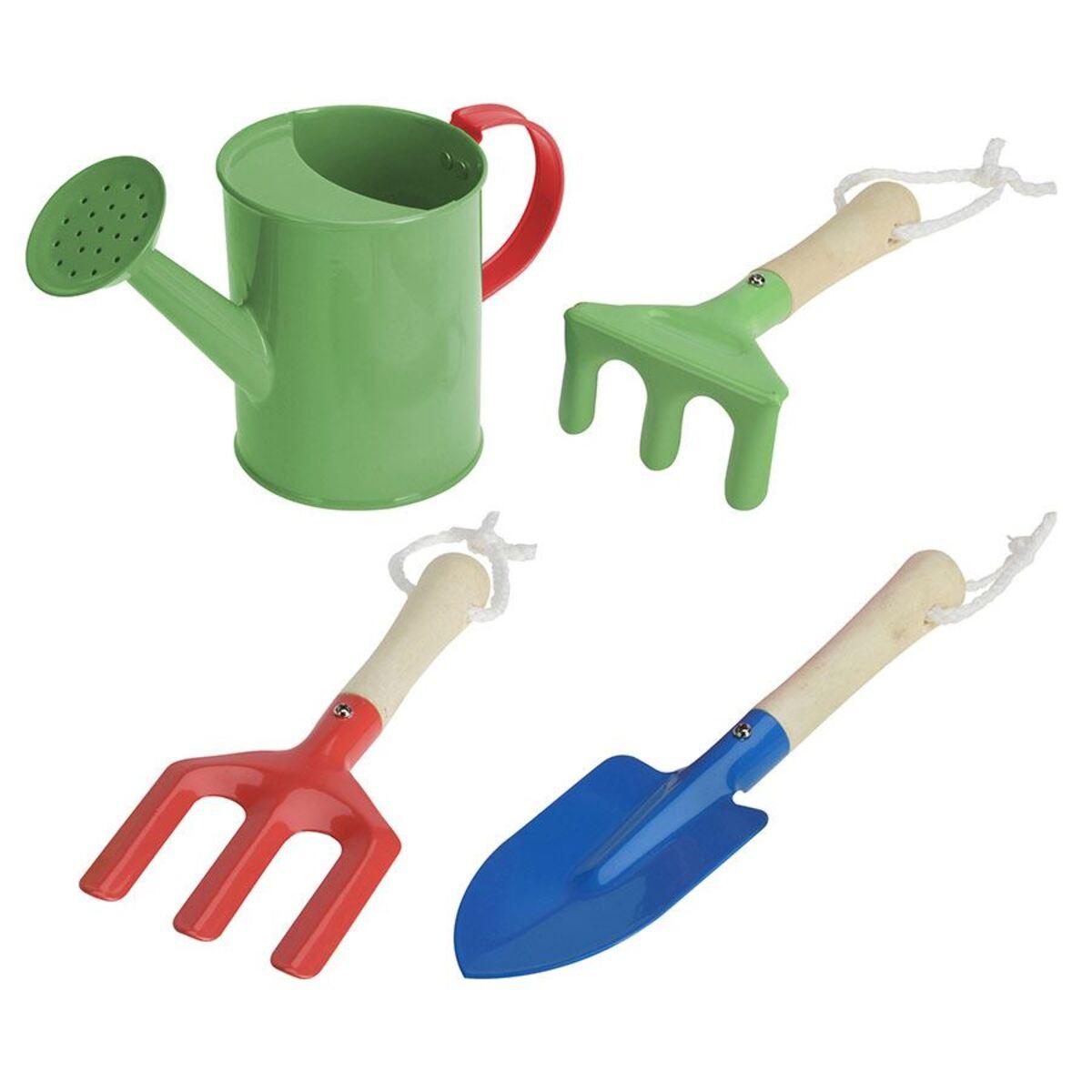 Bild 3 von Grüner Jan Junior Kinder-Gartenwerkzeug 5-teilig