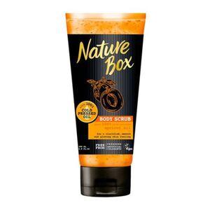 Nature Box Body Scrub Apricot 200ml
