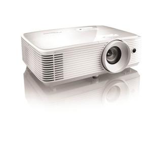 Optoma HD29HLV Beamer - Full HD, 4.500 ANSI Lumen, 50.000:1 Kontrast, 3D, 120 Hz, Lautsprecher, 2x HDMI, VGA, USB