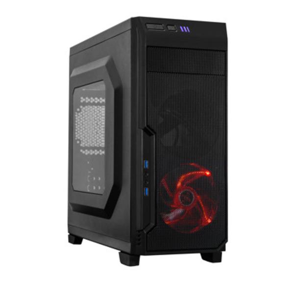 HM24 Gaming-PC HM246671 [AMD A10-9700 / 16GB RAM / 256GB SSD / 1000GB HDD / Radeon Grafik / Win10 Pro]
