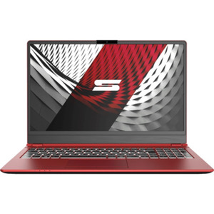 """SCHENKER SLIM 15 RED - L19xds 15,6"""" Full HD IPS, i5-10210U, 8GB RAM, 500GB SSD, Windows 10"""