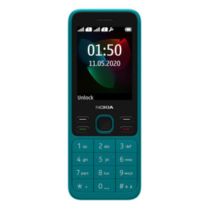 "Nokia 150 (2020) 4MB Dual-SIM Cyan [Tastenhandy mit 6,1cm (2,4"") LCD Display]"