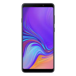 "Samsung Galaxy A9 (2018) 128GB Dual-Sim Schwarz EU [15,95cm (6,3"") OLED Display, Android 9.0 (via Update), Quadkamera]"