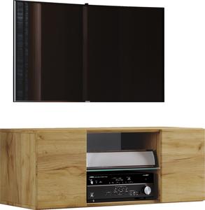 VCM - my media Lowboard Jusa 95 cm Honig-Eiche