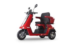 Grundig Elektromobil EXO 4100 Rot