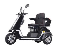 Grundig Elektromobil EXO 4100 Schwarz