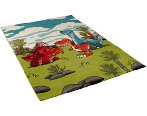 Teppich Diamond Kids ca. 120 x 170 cm grün