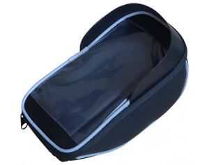 Lenkertasche mit Smartphone-Fach