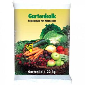 Gartenkalk gekörnt 20 kg