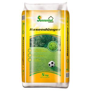 Rasendünger 12-5-5, 5 kg für ca. 125 m²