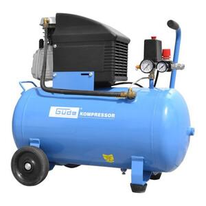GÜDE Kompressor Typ 301/10/50, ölgeschmiert, 50 Liter, 10 bar