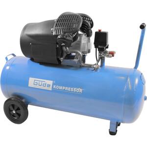 GÜDE Kompressor Typ 412/8/100, ölgeschmiert, 100 Liter, 8 bar