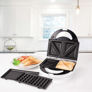 TecTro Sandwichmaker 3-in-1 SW 202