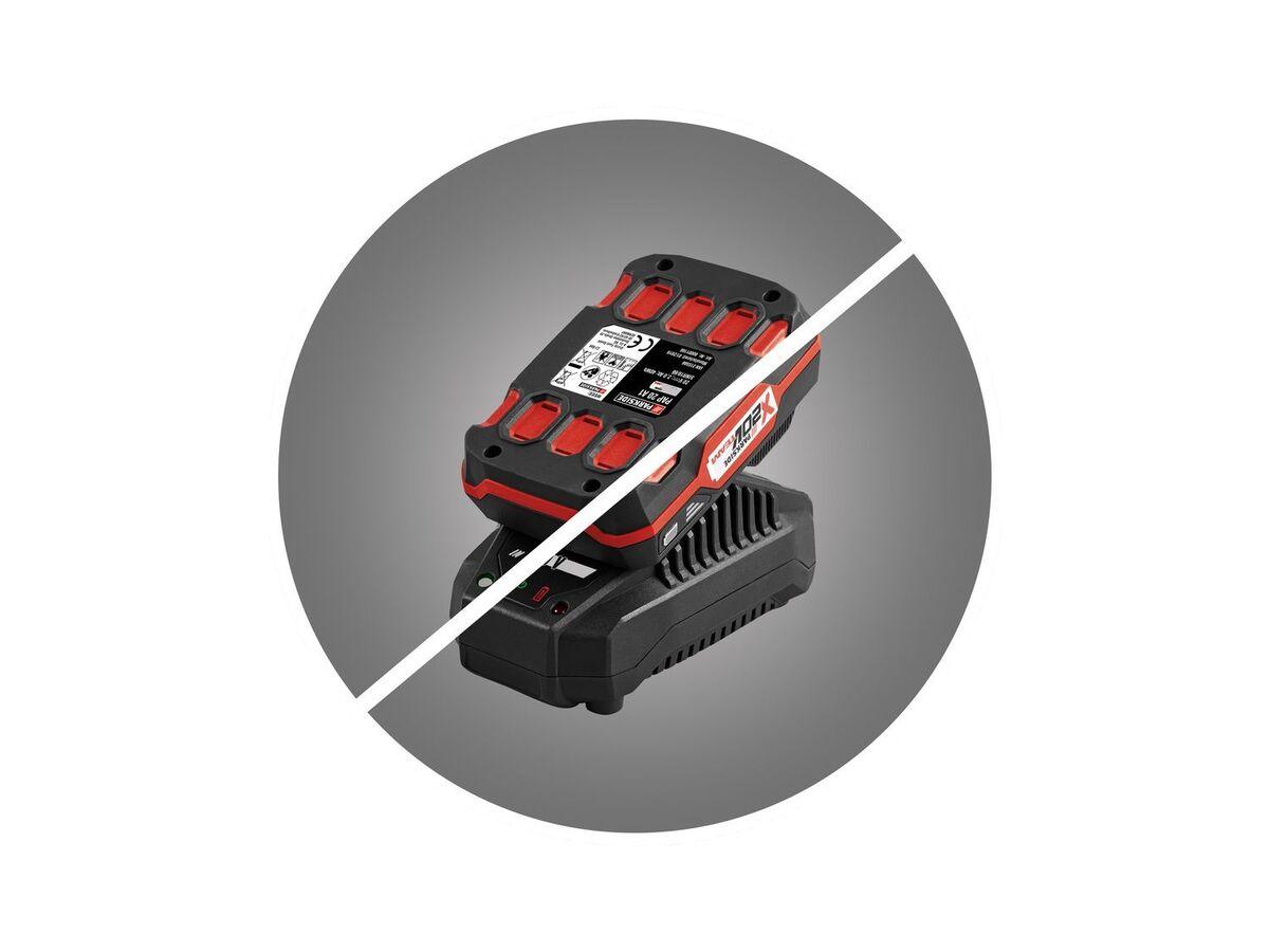 Bild 2 von PARKSIDE® Akku-Schlagbohrschrauber »PSBSA 20-Li C2«, ohne Akku und Ladegerät