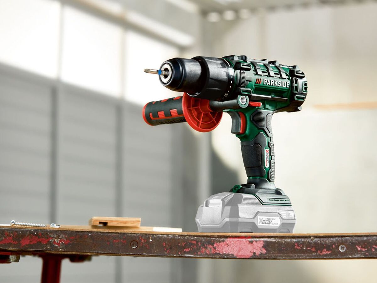 Bild 3 von PARKSIDE® Akku-Schlagbohrschrauber »PSBSA 20-Li C2«, ohne Akku und Ladegerät