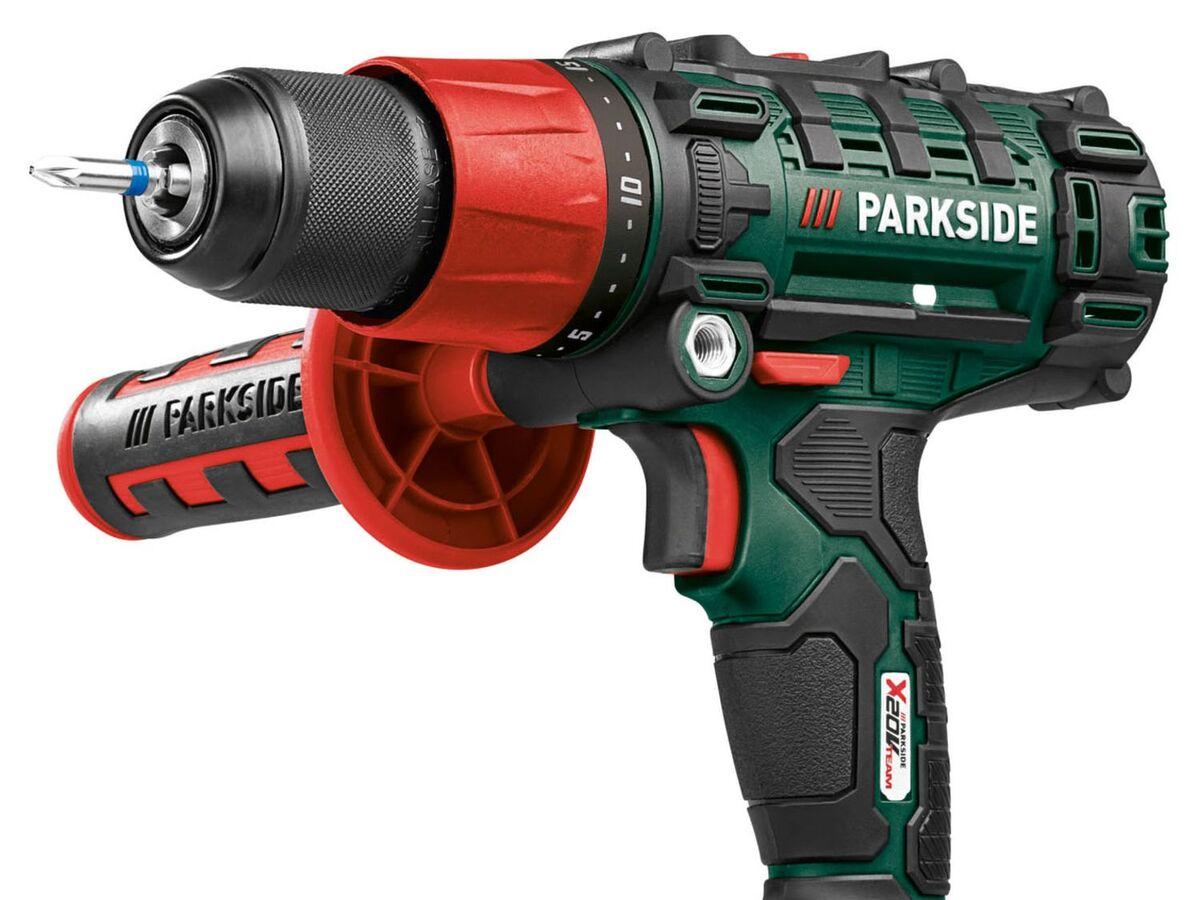 Bild 5 von PARKSIDE® Akku-Schlagbohrschrauber »PSBSA 20-Li C2«, ohne Akku und Ladegerät