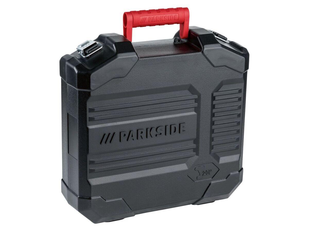 Bild 9 von PARKSIDE® Akku-Schlagbohrschrauber »PSBSA 20-Li C2«, ohne Akku und Ladegerät