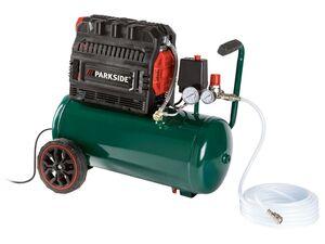 PARKSIDE® Silent Kompressor »PSKO 24«, 24 l Kesselvolumen