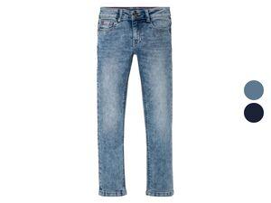 PEPPERTS® Kinder Jeans Jungen, Skinny Fit, in Used-Optik