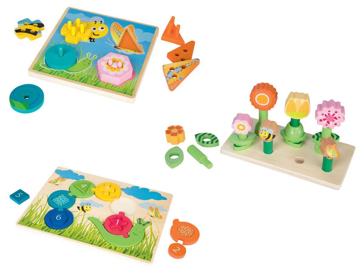 Bild 1 von PLAYTIVE® Holzspielwaren, aus Echtholz