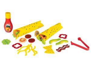 PLAYTIVE® Burrito Set, 35-teilig, mit Echtholzelementen