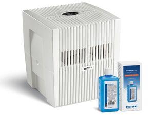 Venta Luftwäscher LW25 Comfort Plus + Venta Hygienemittel