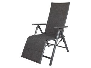 FLORABEST Relaxsessel Aluminium, Premium