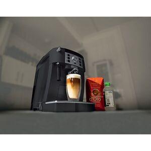 De'Longhi Kaffeevollautomat ECAM 22.105.B, inkl. Entkalker DLSC500 und Packung Dallmayr Crema D'Oro Kaffeebohnen