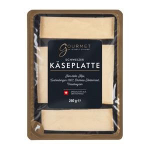 Gourmet     Schweizer Käseplatte