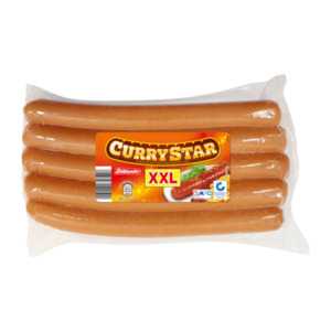 BÖKLUNDER     Curry Star XXL