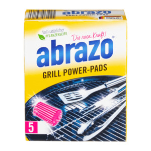 ABRAZO     Grill Power-Pads