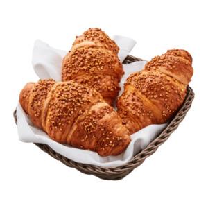 MEIN BESTES     Salted Caramel Croissant