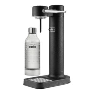 Aarke Carbonator II Wassersprudler Black, Schwarz